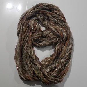 Scarf Browns, Golds, Great Fall colors